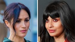 Jameela Jamil Wants UK Press To Admit They Hate Meghan Markle 'Because She's