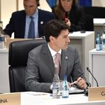 Trudeau Says He Won't Back Down Against 'Increasingly Assertive'