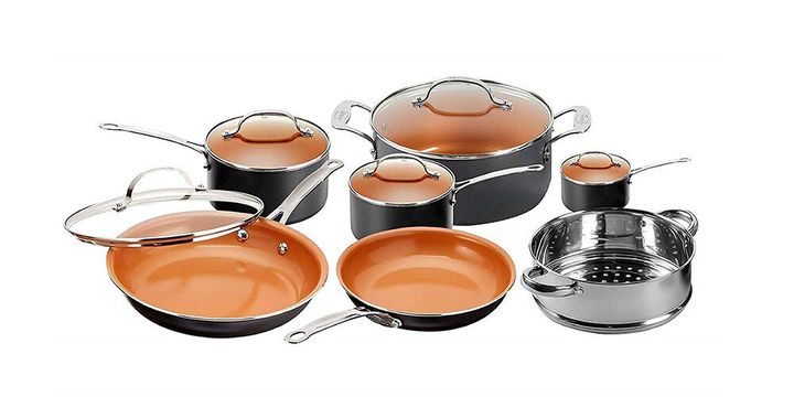 Upgrade Your Kitchen With These Sale Nonstick Cookware Sets