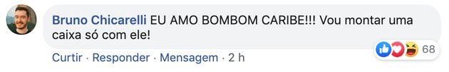 As declarações de amor de nossos leitores ao bombom