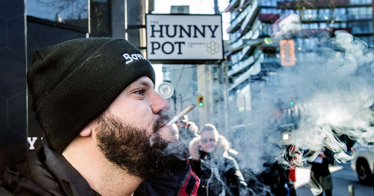 3e8f404c Toronto's Queen Street Could Become 'Cannabis Row' After Pot ...