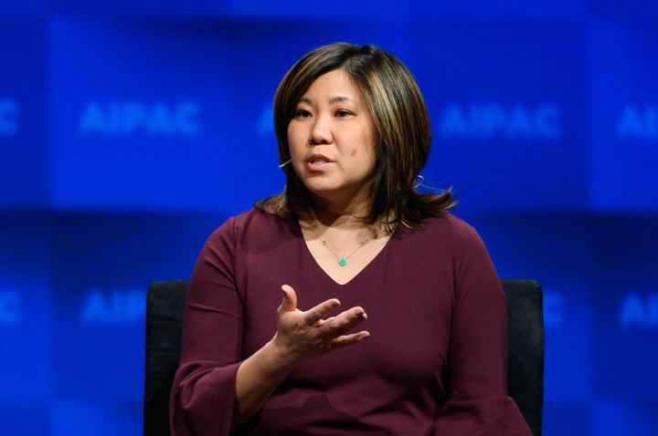 Rep. Grace Meng, chair of the Asian Americans &Pacific Islanders Rising &Empowering (ASPIRE) political ac