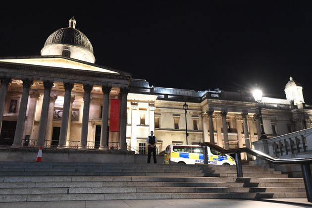 Trafalgar Square Stabbing: Man Knifed At Tourist Hot Spot