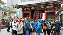 7月の訪日韓国人旅行者、7.6%減 日韓関係悪化の影響か