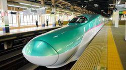 東北新幹線「はやぶさ46号」時速280キロで走行中ドア開く。ドアコック閉め忘れが原因