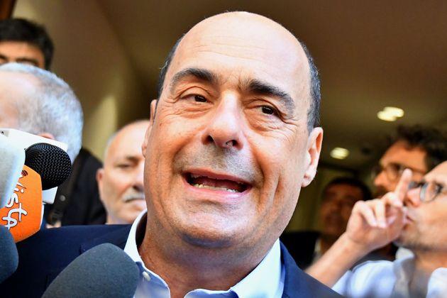 Nicola Zingaretti |   Conte non va bene |  nessun veto su Di Maio