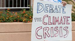 Democratic National Committee Votes Down Climate Debate. Activists Vow To Fight