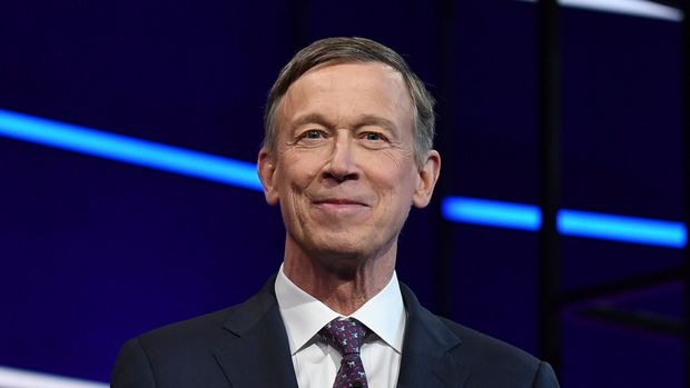 MIAMI, FL - JUNE 27: John Hickenlooper attends the 2020 Democratic Party presidential debates held at The Adrienne Arsht Center on June 27, 2019 in Miami Florida. Credit: mpi04/MediaPunch ***NO NY NEWSPAPERS*** /IPX