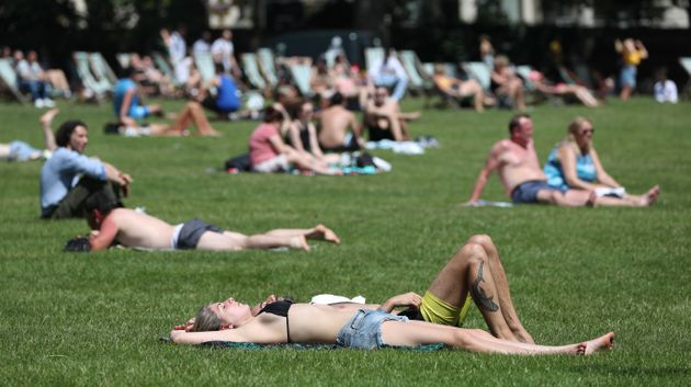 Remember Summer? Its Coming Back This Weekend In Potentially Record-Breaking Style