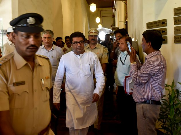 Mumbai On Edge As Raj Thackeray Appears Before ED