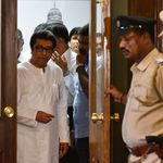 Mumbai On Edge As Raj Thackeray Appears Before