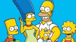 30 años de 'Los Simpson' y nunca habían posado para esta