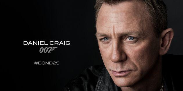 '007' 25번째 작품 제목이 '노 타임 투 다이'로 확정됐다