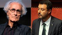Canfora bacchetta Salvini su Cicerone: