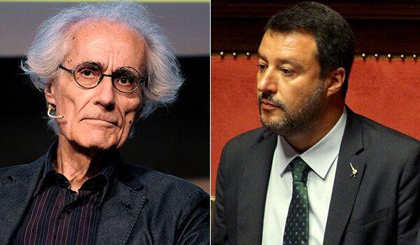 """Canfora bacchetta Salvini su Cicerone: """"Dimentica che non voleva padroni, ma poi ne scelse uno"""""""