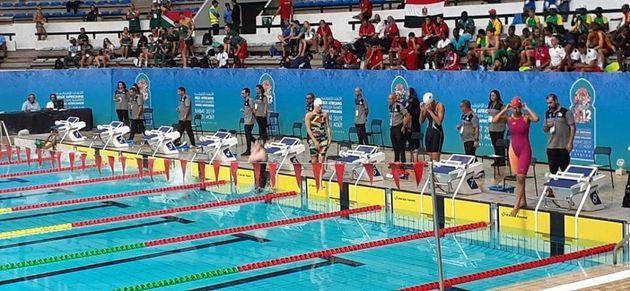 Jeux africains 2019- Natation: l'Algérie décroche 5 médailles dont deux en