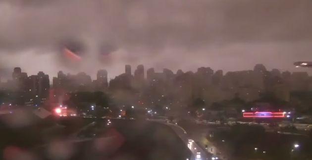 Lundi 19 août 2019 à 16h, Sao Paulo, plus grande ville du Brésil, semblait plongée...