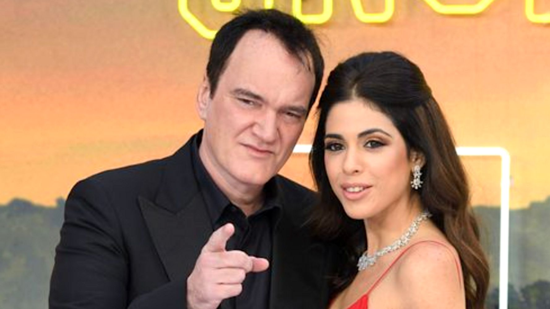 Westlake Legal Group 5d5e66002500004b006fbe8c Quentin Tarantino And Wife Daniella Are Expecting A Baby