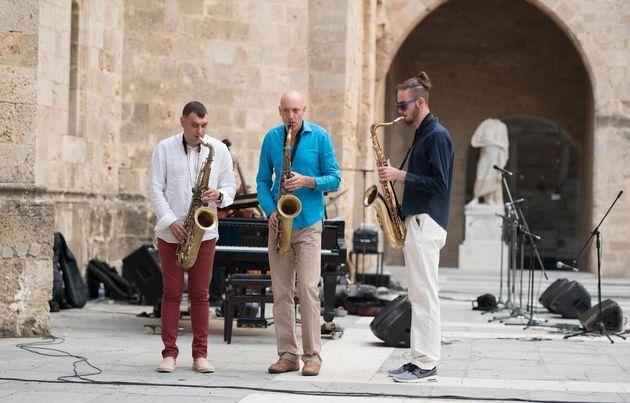 «Jazz Across the Water»: Δύο φεστιβάλ φέρνουν κοντά τη Ρόδο και το