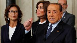 Berlusconi a Mattarella: