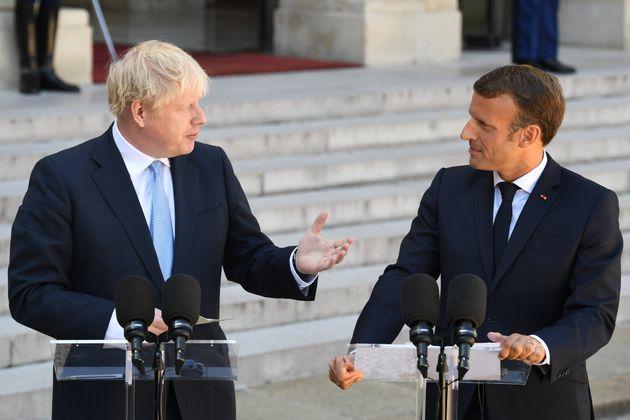Macron Warns Johnson: France Will Be Hard Boy Of EU In Fresh Brexit Talks