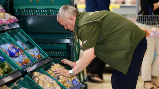 Tesco Boss Dave Lewis Warns Brands Could Be Banned For Using Excessive Plastic