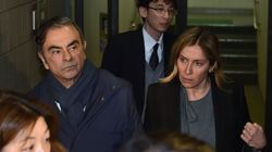 Carole Ghosn demande à Macron d'intercéder en faveur de son mari au
