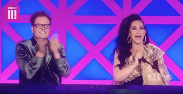 Drag Race UK: RuPaul Gives Us A Sneak Peek At Hilarious First Episode Featuring Alan Carr, Andrew Garfield And... Crumpet Talk