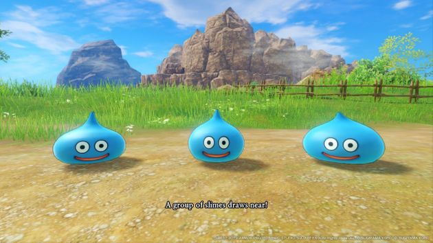 Dragon Quest XI S on Nintendo Switch Is One of the Most Ambitious JRPGs