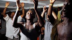 España acogerá a 15 migrantes del Open