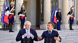 Macron ante Johnson: la salvaguarda es indispensable para el mercado