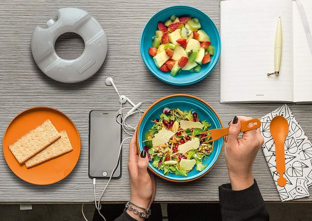 I migliori porta pranzo per mangiare sano anche al