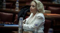 «Όχι» του ΣτΕ στην αίτηση Θάνου να «παγώσει» η διαδικασία έκπτωσής της από την Επιτροπή
