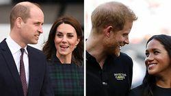 William e Kate volano low cost come cittadini comuni (mentre Harry e Meghan usano jet