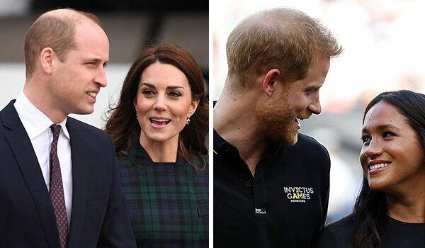 William e Kate decidono di volare low cost (al contrario di Harry e Meghan che usano jet