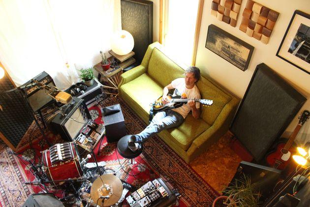 Une bonne «Microdose» de Fred Fortin, qui sort un album
