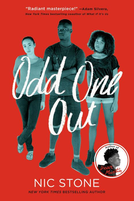 Odd One Out by Nic Stone (Penguin Random House)
