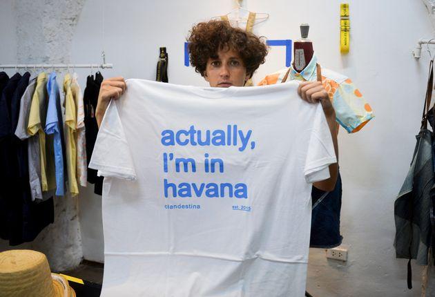 """Zara priée """"d'arrêter"""" de copier une petite marque cubaine"""