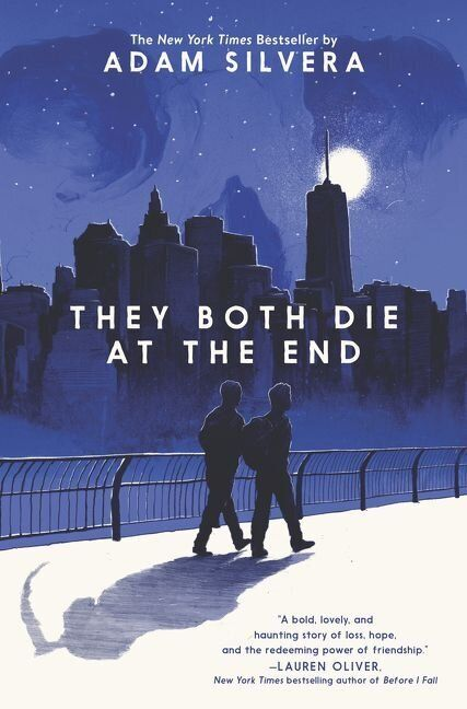 They Both Die At The End by Adam Silvera (Harper