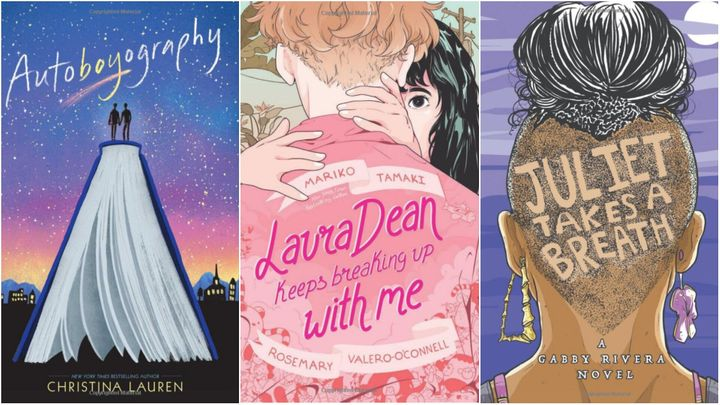 10 Books About Love And Life For LGBTQ Teens