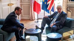 Macron Warns Johnson Of 'Indispensable' Irish Backstop Amid New Brexit Deal