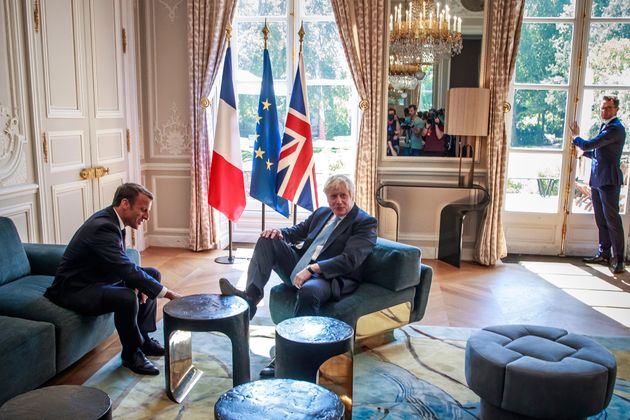 Emmanuel Macron Warns Boris Johnson Of Indispensable Irish Backstop Amid New Brexit Deal Hopes