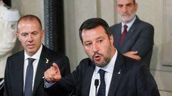 Salvini dopo le consultazioni: