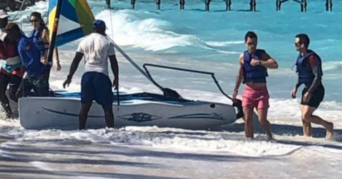 Stéphane Sieczkowski-Samier, le maire recherché par les gendarmes, est en vacances aux Bahamas