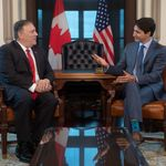 U.S. Secretary Of State Calls For The Release Of Canadians Held In