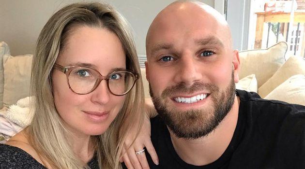 Étienne Boulay et Maïka Desnoyers soulignent la naissance de leur fille de belle façon
