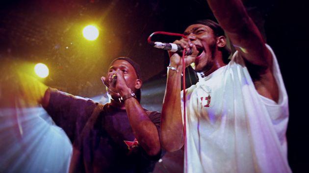 Hip-Hop Evolution: Season