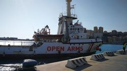 Italia inmoviliza el Open Arms por