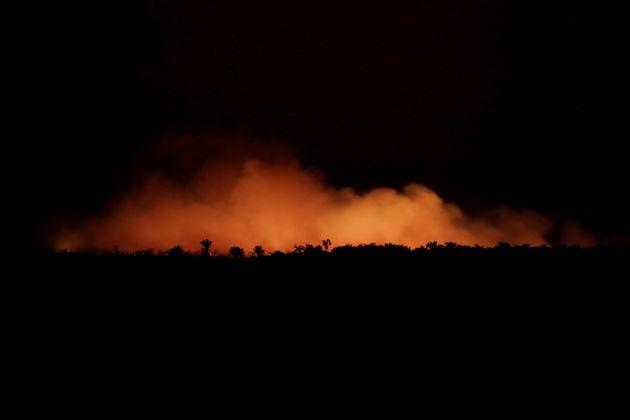 Focos de queimadas no País bateram recorde e passam de 70 mil pontos no