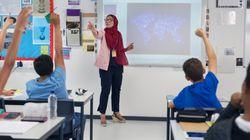 Loi sur la laïcité: volte-face de la Commission scolaire de